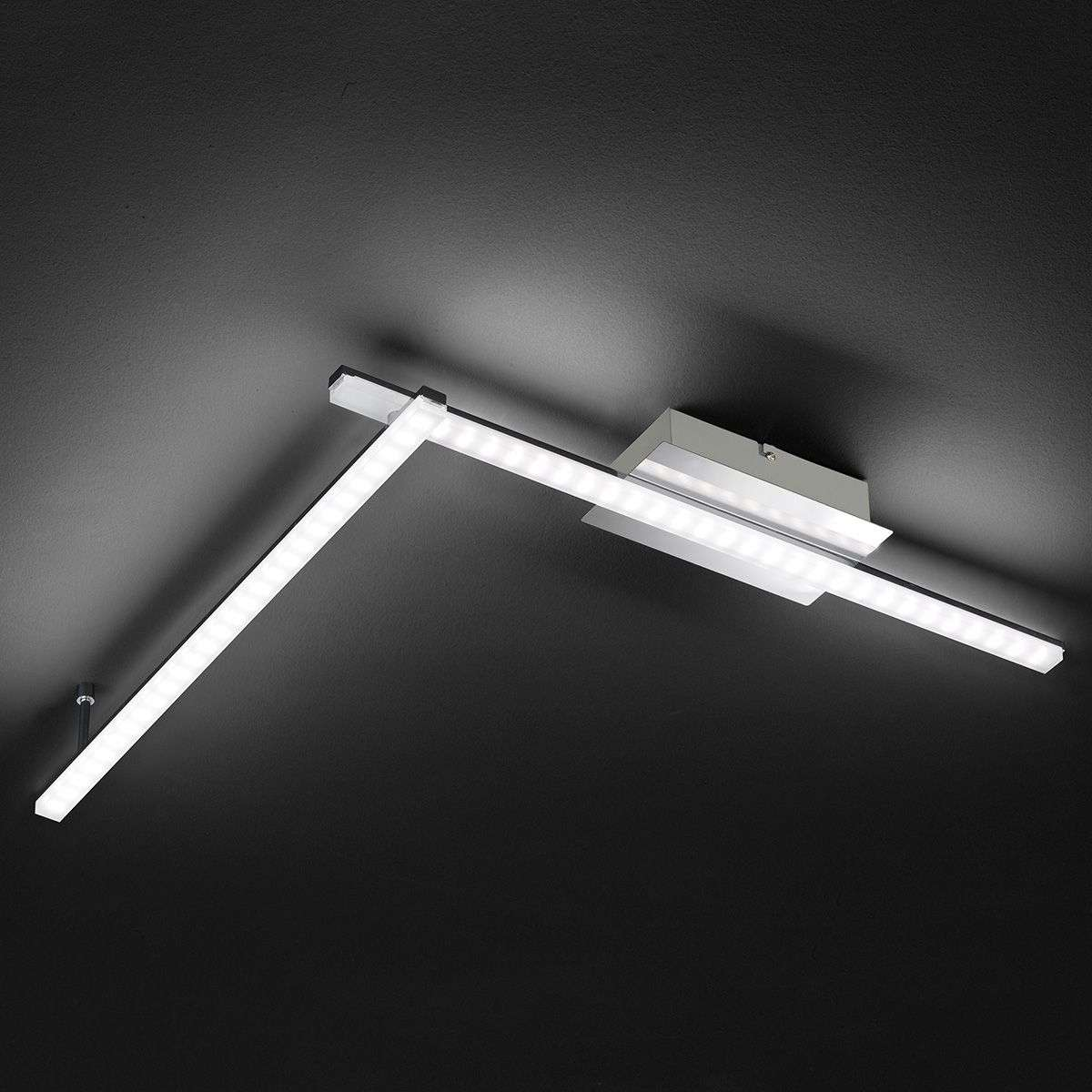 clay modern led ceiling light. Black Bedroom Furniture Sets. Home Design Ideas