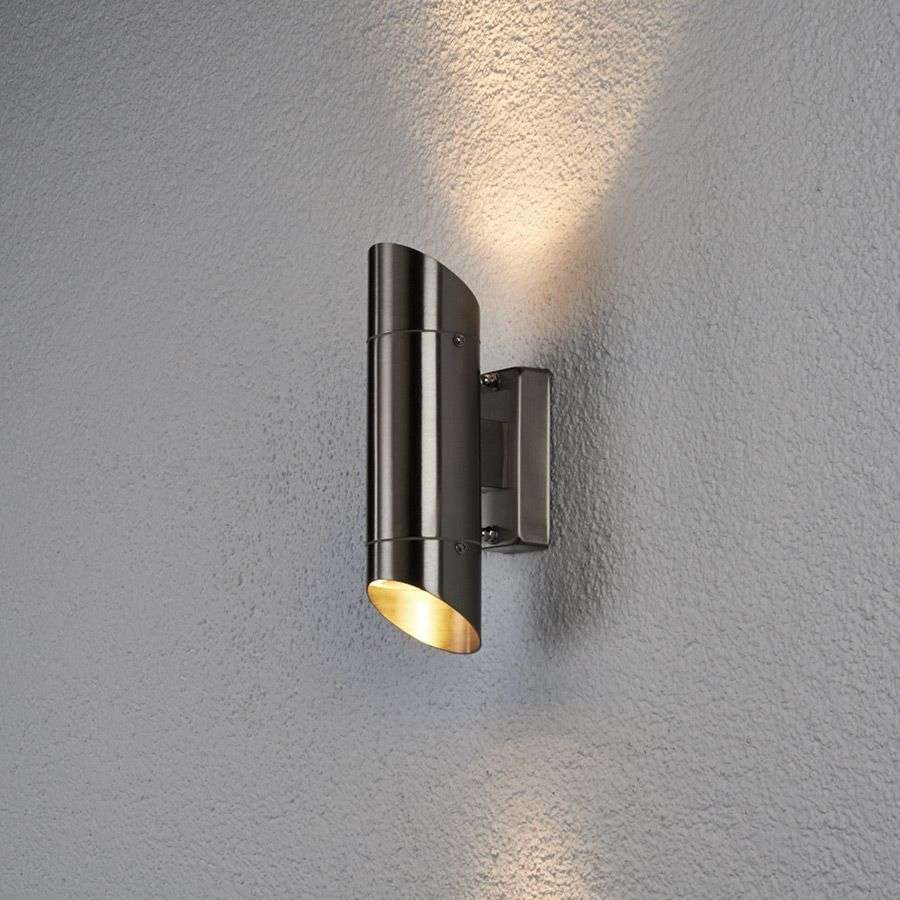 Cosia outside wall light stainless steel lights cosia outside wall light stainless steel aloadofball Image collections