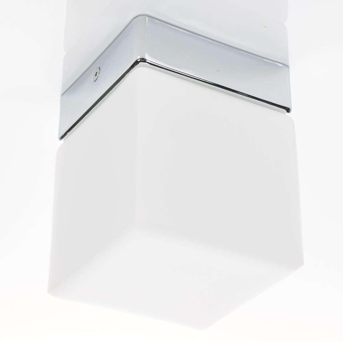 Cube shaped led bathroom ceiling light keto lights cube shaped led bathroom ceiling light keto 4516976 31 aloadofball Choice Image