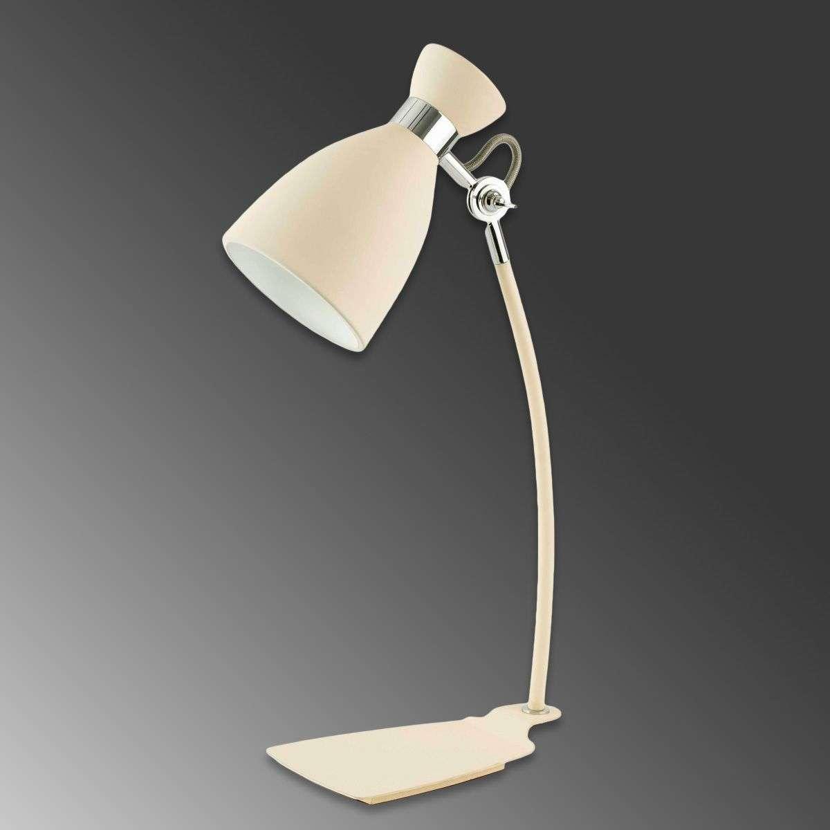 Decorative Retro Desk Lamp Beige 3507163 31