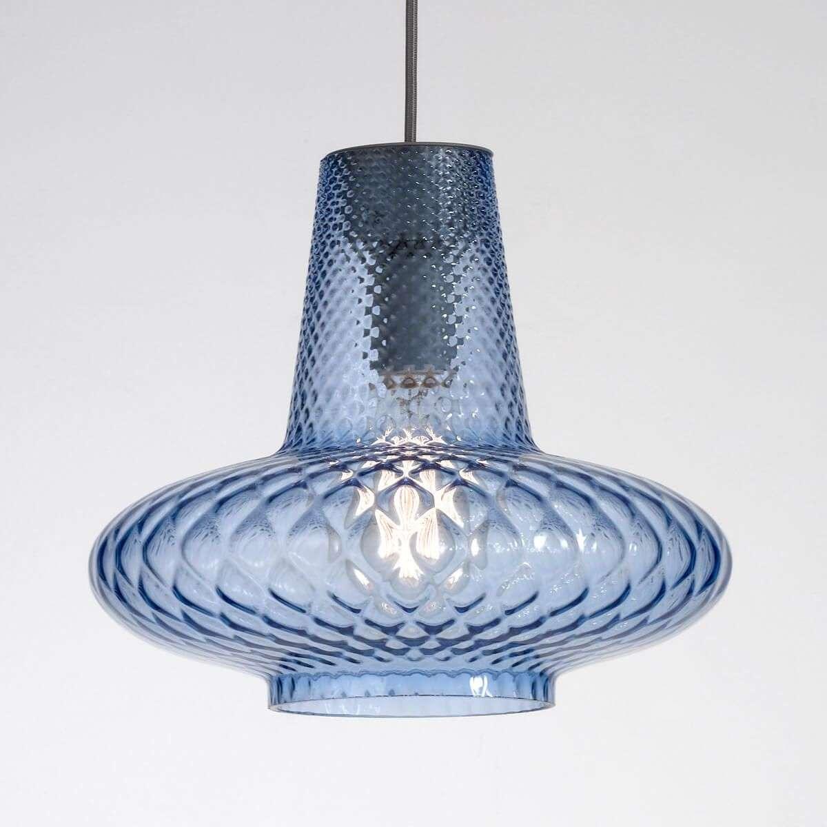 Extraordinary Glass Pendant Lamp Giulietta Blue 1053269 31