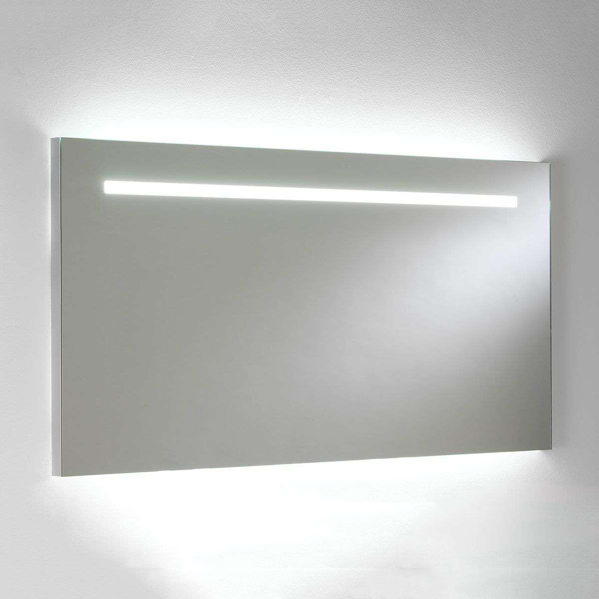 Flair Mirror with Integrated Lighting-1020056-32