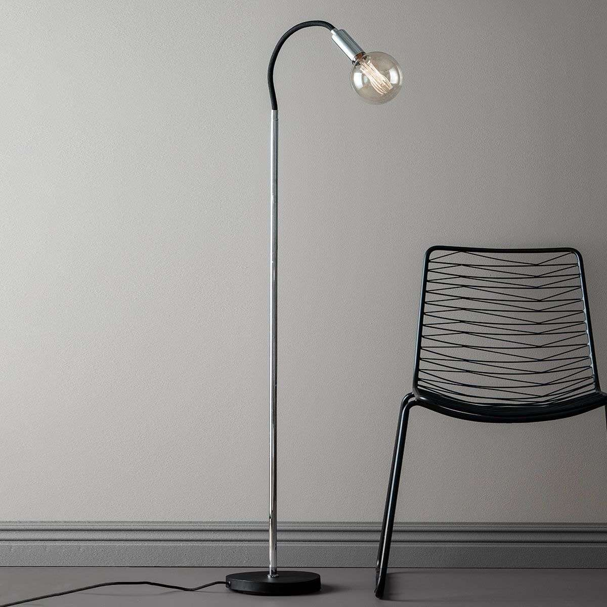 Floor lamp raw with a flexible neck lights floor lamp raw with a flexible neck 6505640 31 aloadofball Image collections