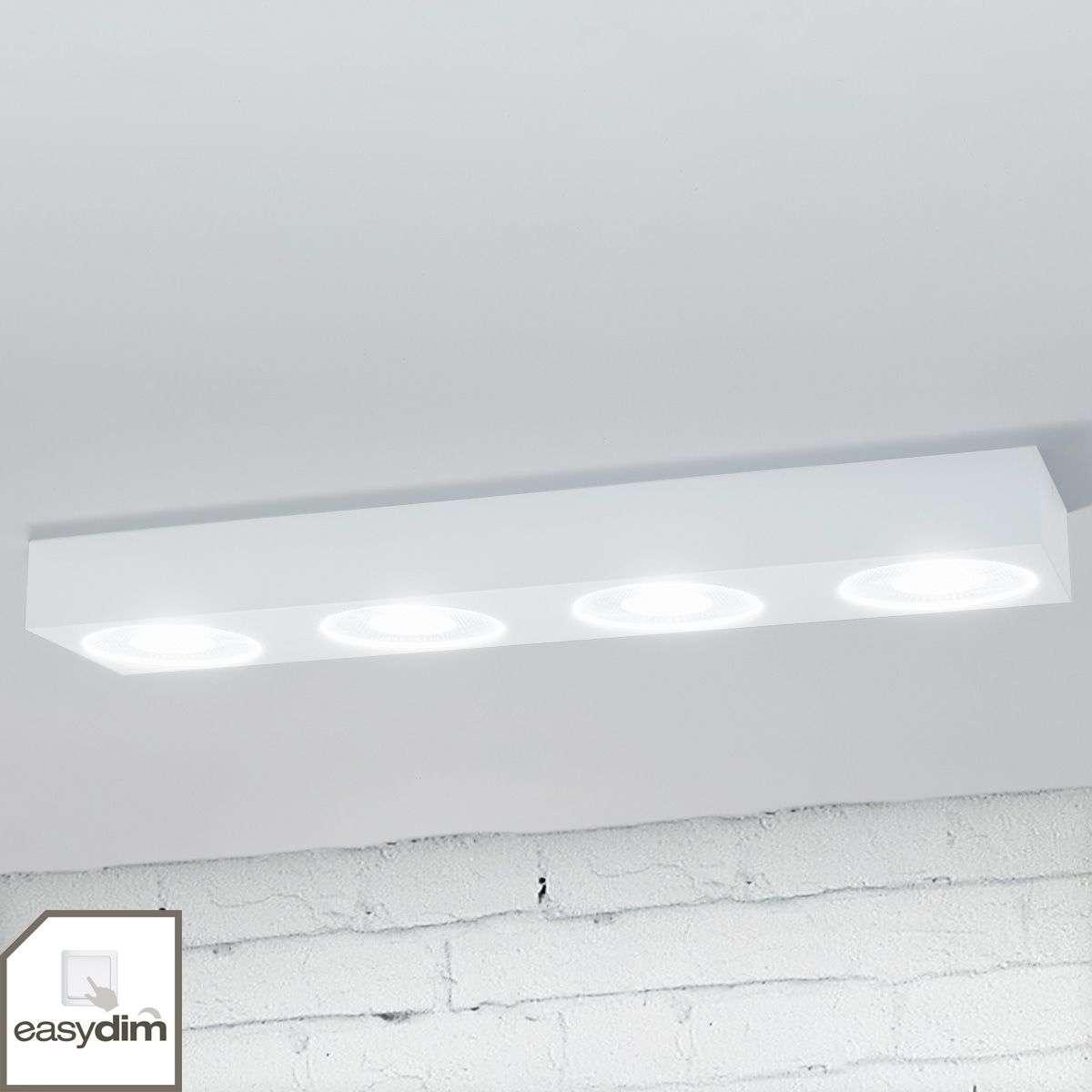 Four bulb kitchen led ceiling lamp sonja easydim lights ie