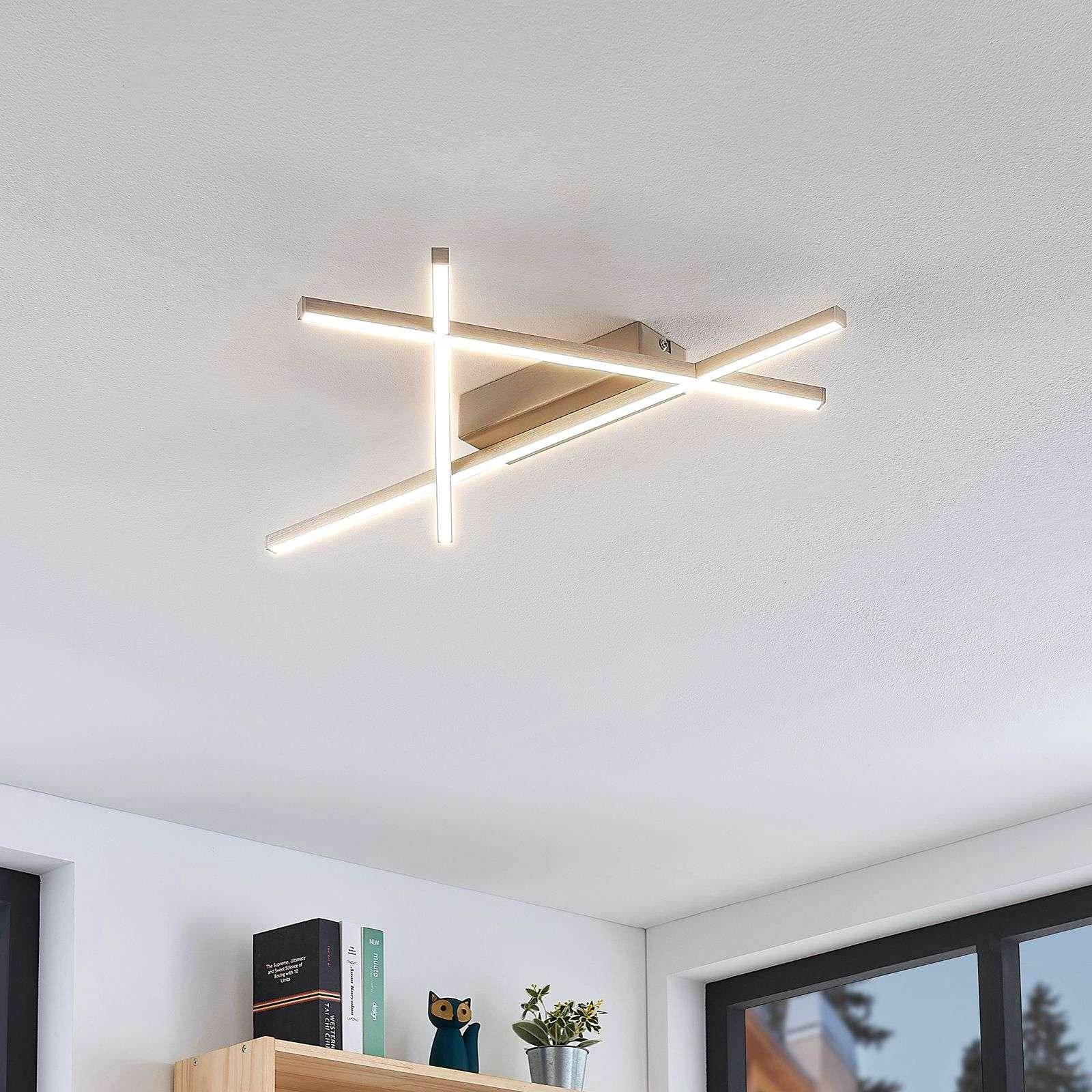 futuristic lighting. Futuristic Mikada LED Ceiling Light 57 X 33.5cm-7620018-31 Lighting