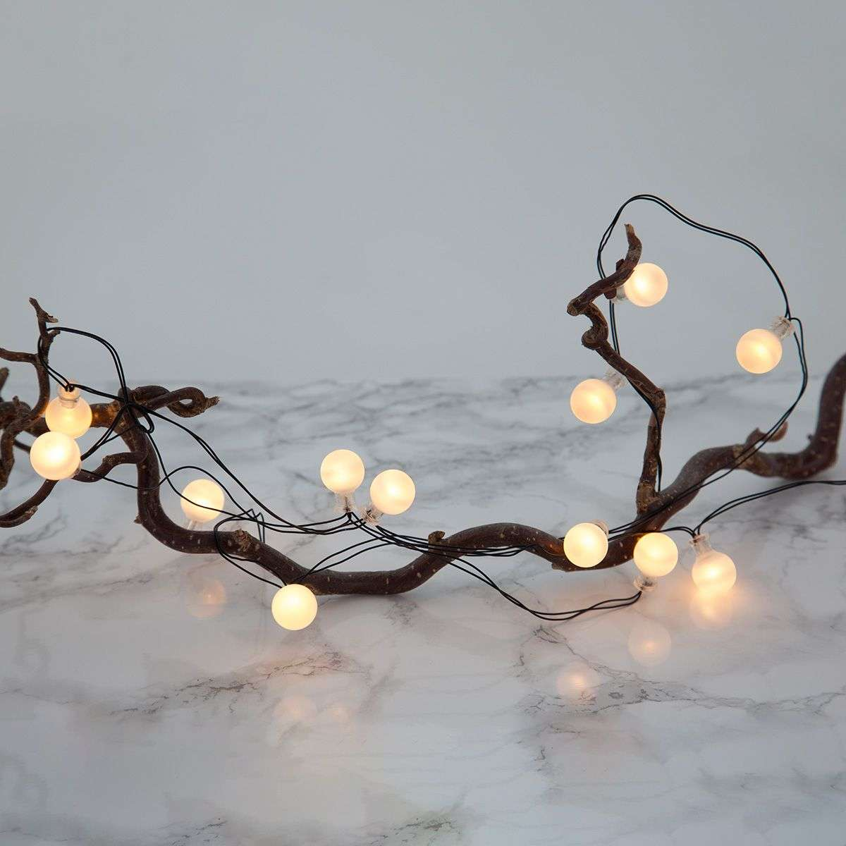 warm light enlarge adaptor wire fairy micro copper cooper with white battery lights string to click led