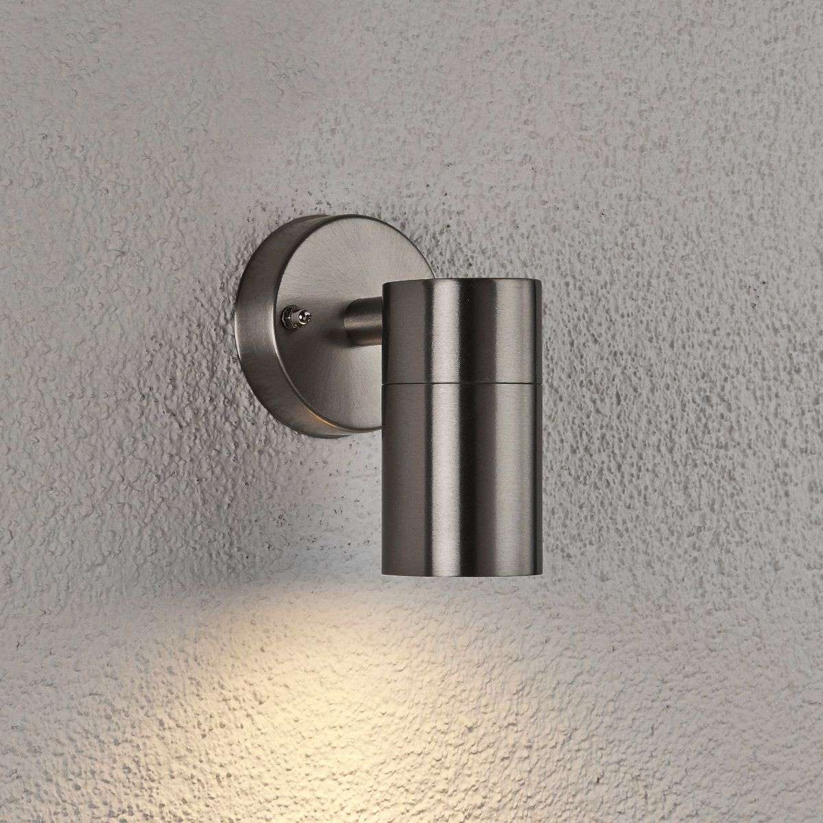 Hakan stainless steel wall lamp for outside lights aloadofball