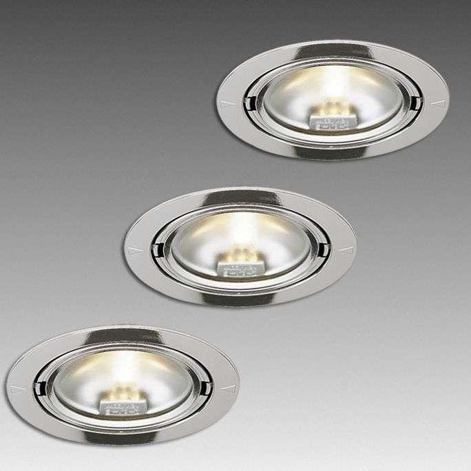 Halogen recessed light arf 68 set of three lights halogen recessed light arf 68 set of three 4514093 31 aloadofball Choice Image