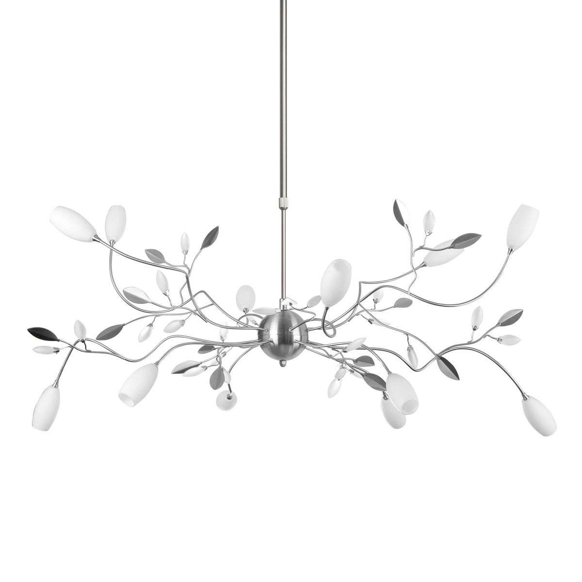 Height adjustable floral pendant lamp grosseto lights height adjustable floral pendant lamp grosseto 4540051 31 aloadofball Image collections