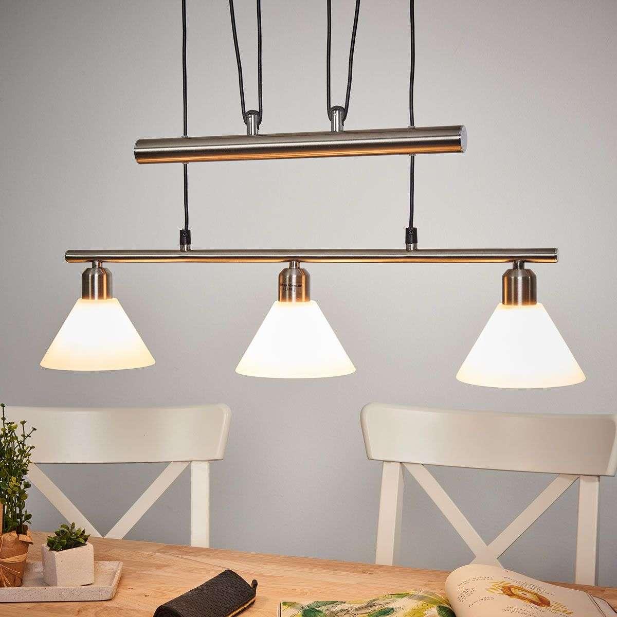 Height adjustable pendant light multiple bulbs lights height adjustable pendant light multiple bulbs 9003734x 31 aloadofball Choice Image