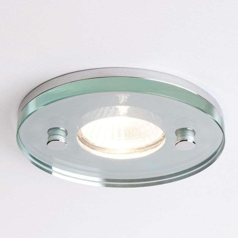 Ice Round Built-In Ceiling Light 12 V-1020107-32