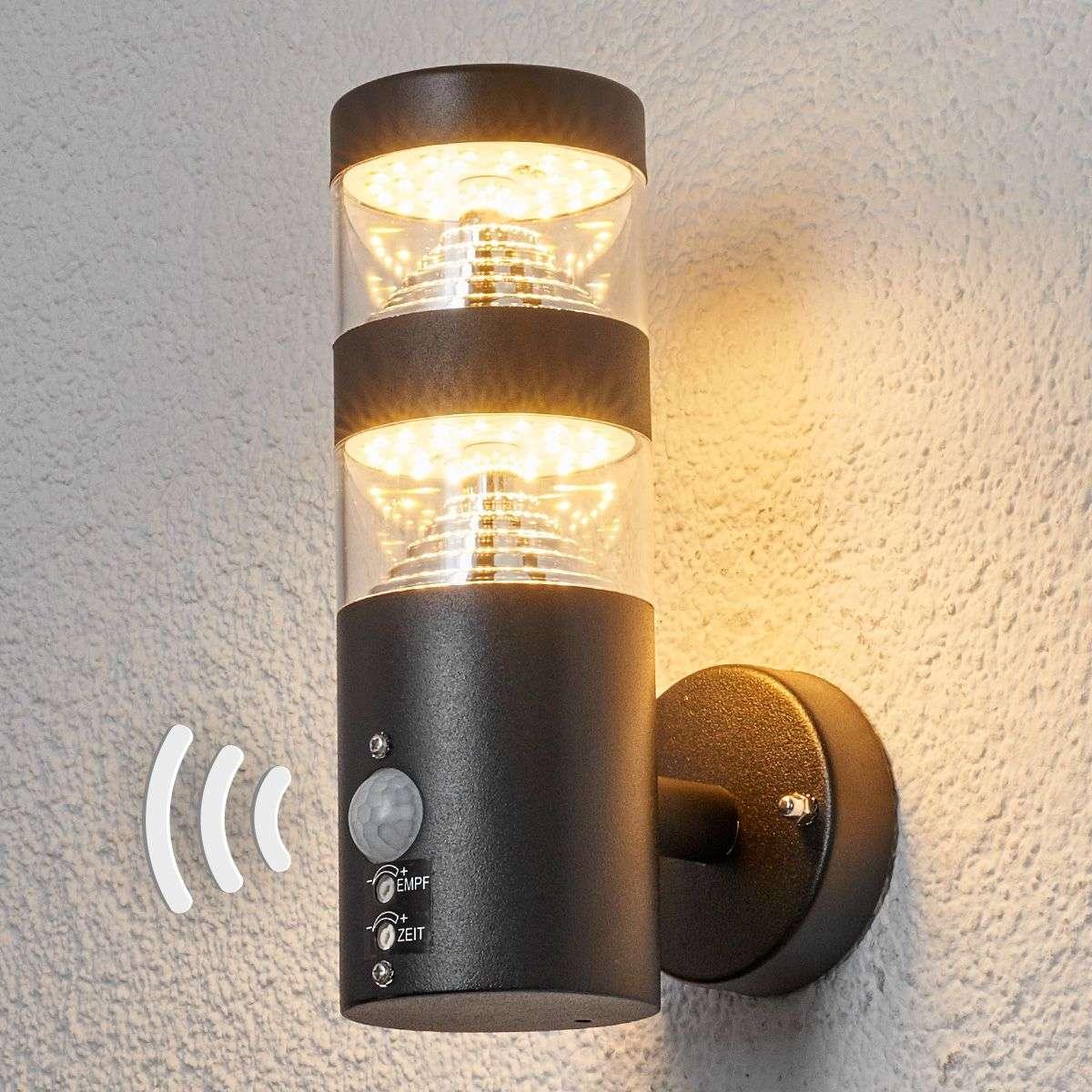 Outdoor Wall Light With Sensor - Outdoor Lighting Ideas