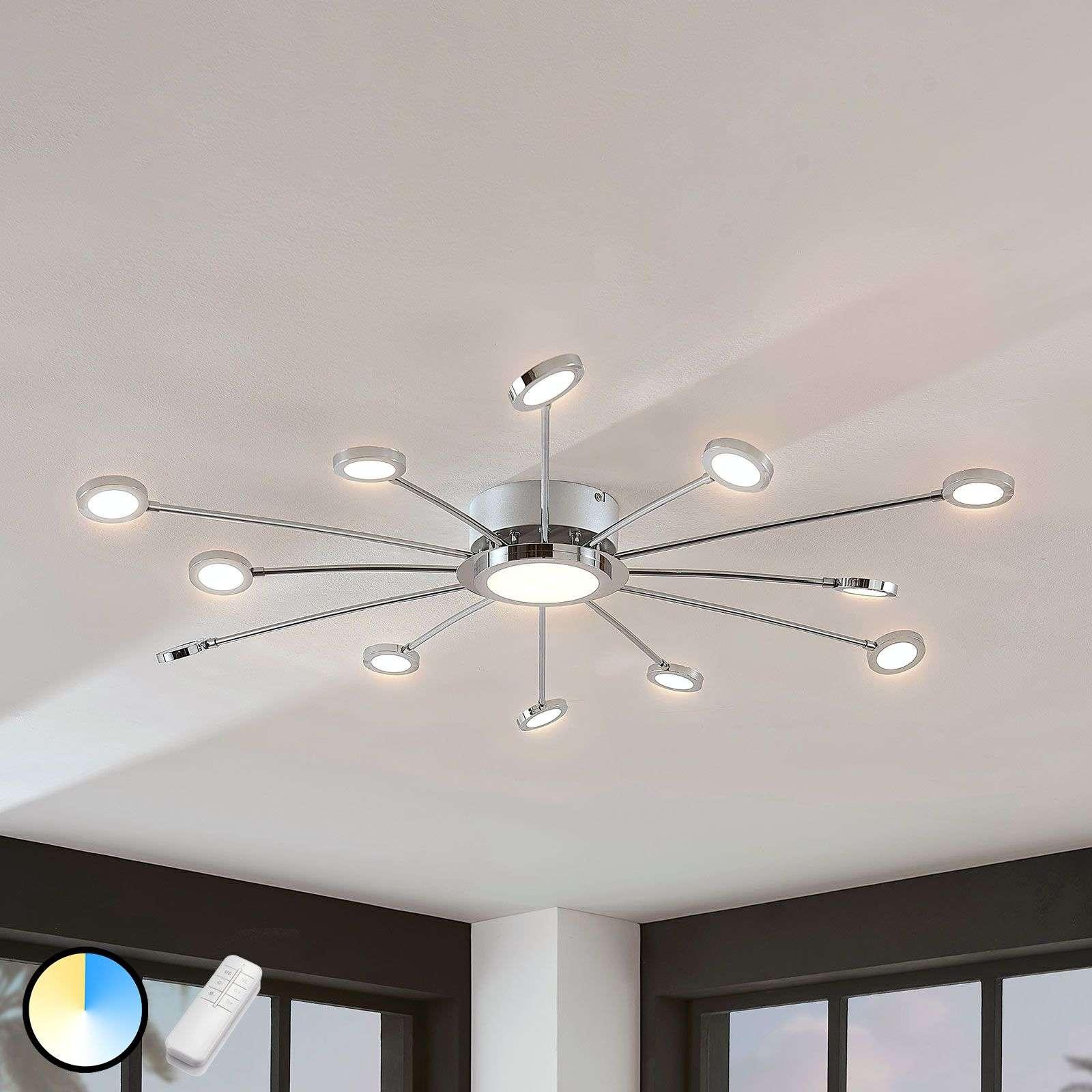 Large bright led ceiling lamp meru remote control lights large bright led ceiling lamp meru remote control 8032115 36 aloadofball Images