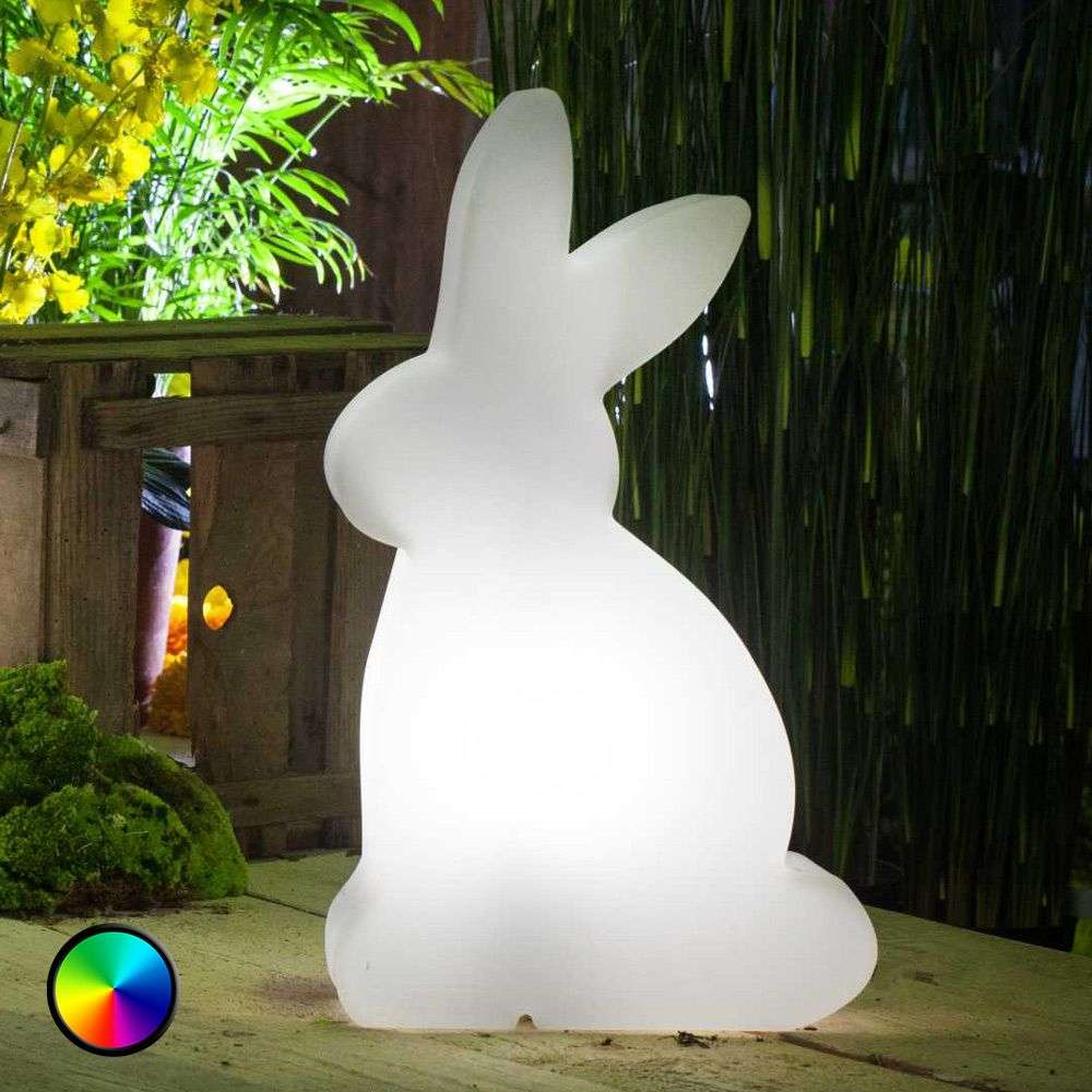 LED decorative light Shining Rabbit 50 cm-1004079-32
