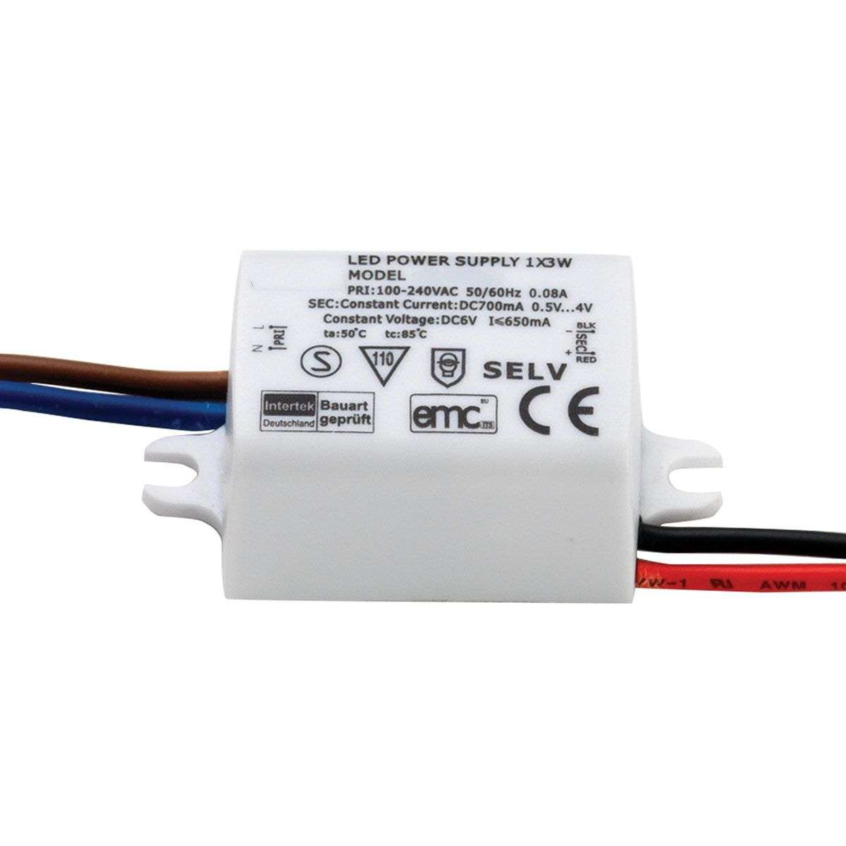 LED Driver 3 W 700mA-1020447-33