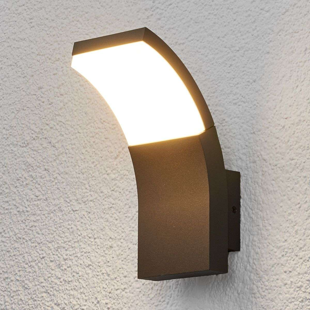 Led outdoor wall light timm lights led outdoor wall light timm workwithnaturefo