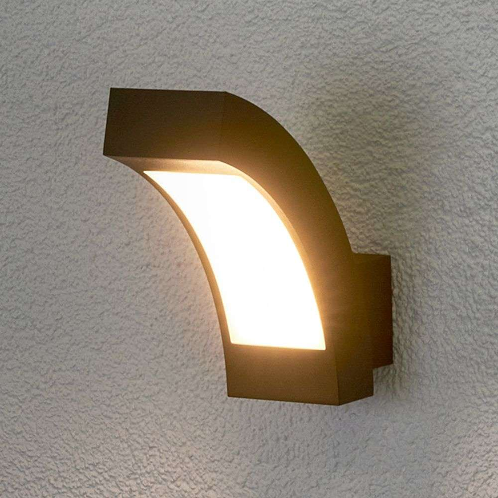 Lennik - LED Exterior Wall Lamp, IP54 | Lights.ie