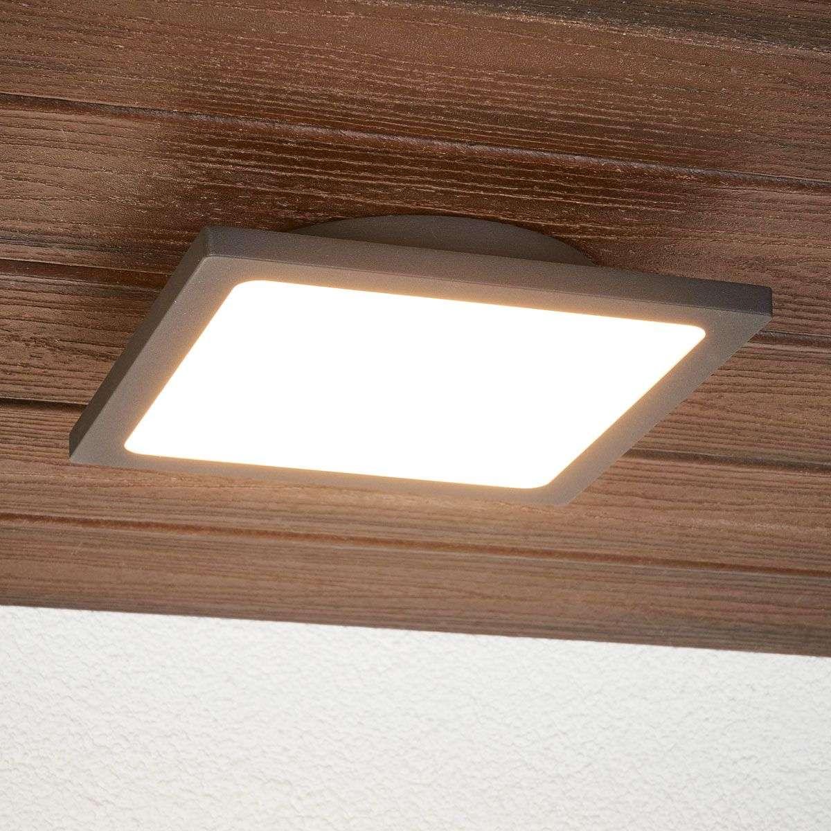 Phenomenal Led Outdoor Ceiling Lights Outdoor Lighting Ideas Download Free Architecture Designs Jebrpmadebymaigaardcom