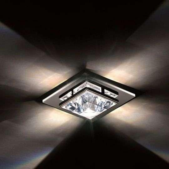 swarovski crystal lighting. Madison Recessed Ceiling Light W Swarovski Crystal-8578063-31 Crystal Lighting 2
