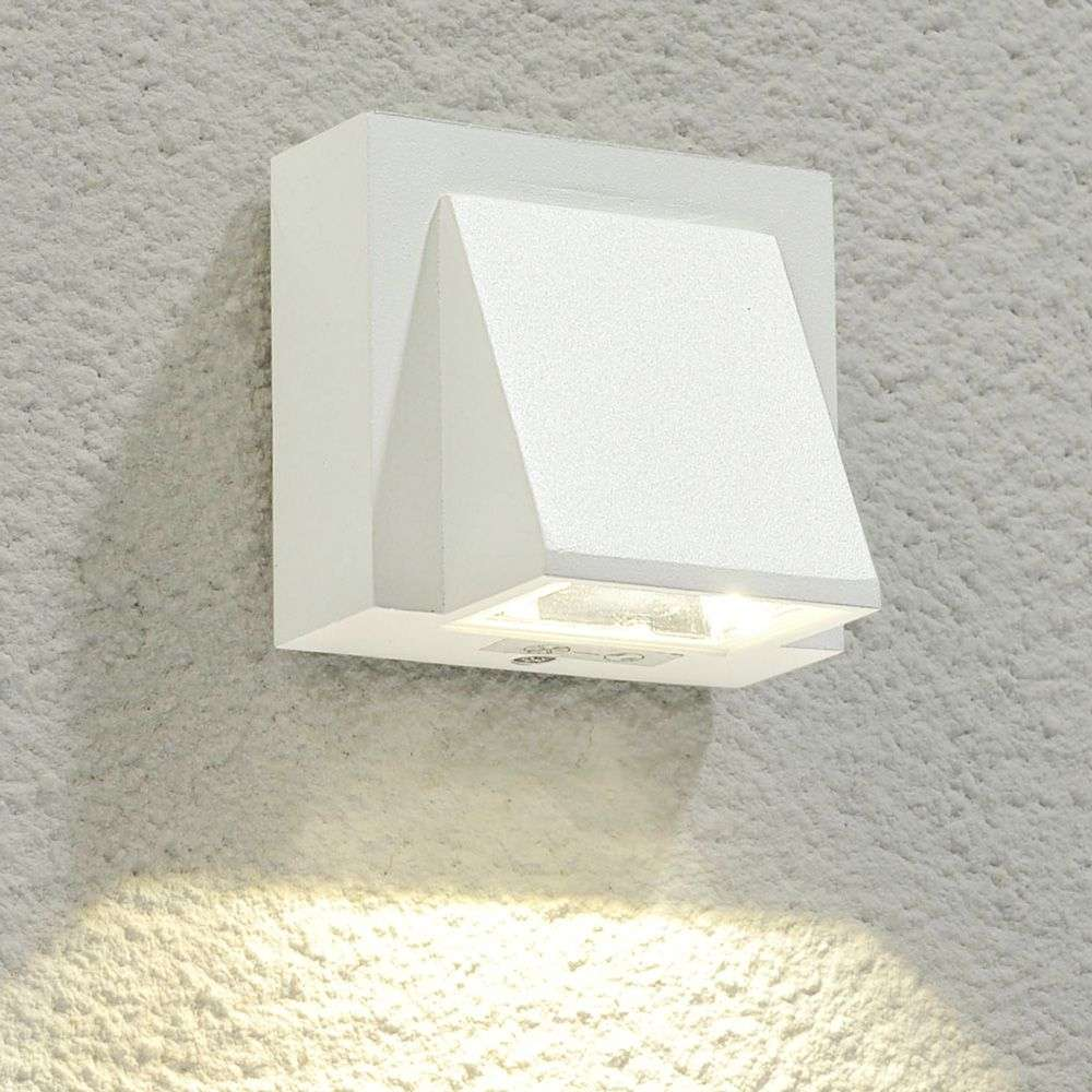 white outdoor wall lights white coach marik white led outdoor wall light lightsie