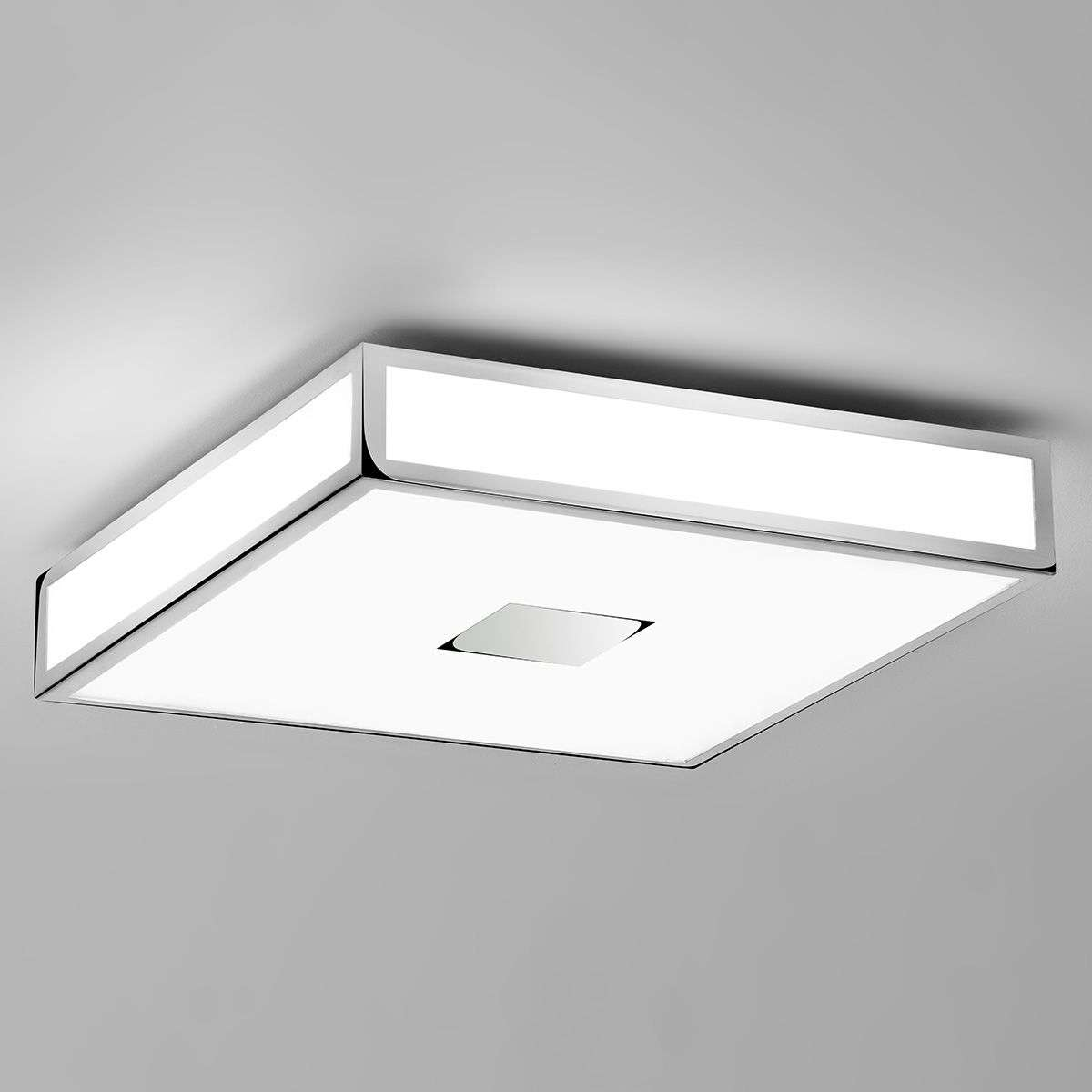 Mashiko Bathroom Ceiling Light Modern IP44 Chrome-1020301X-32