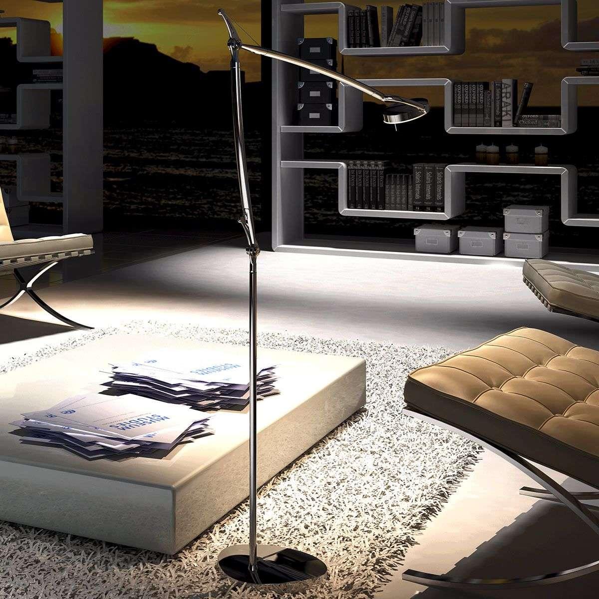 Modern led floor lamp perceval lights modern led floor lamp perceval 6708106 31 aloadofball Image collections