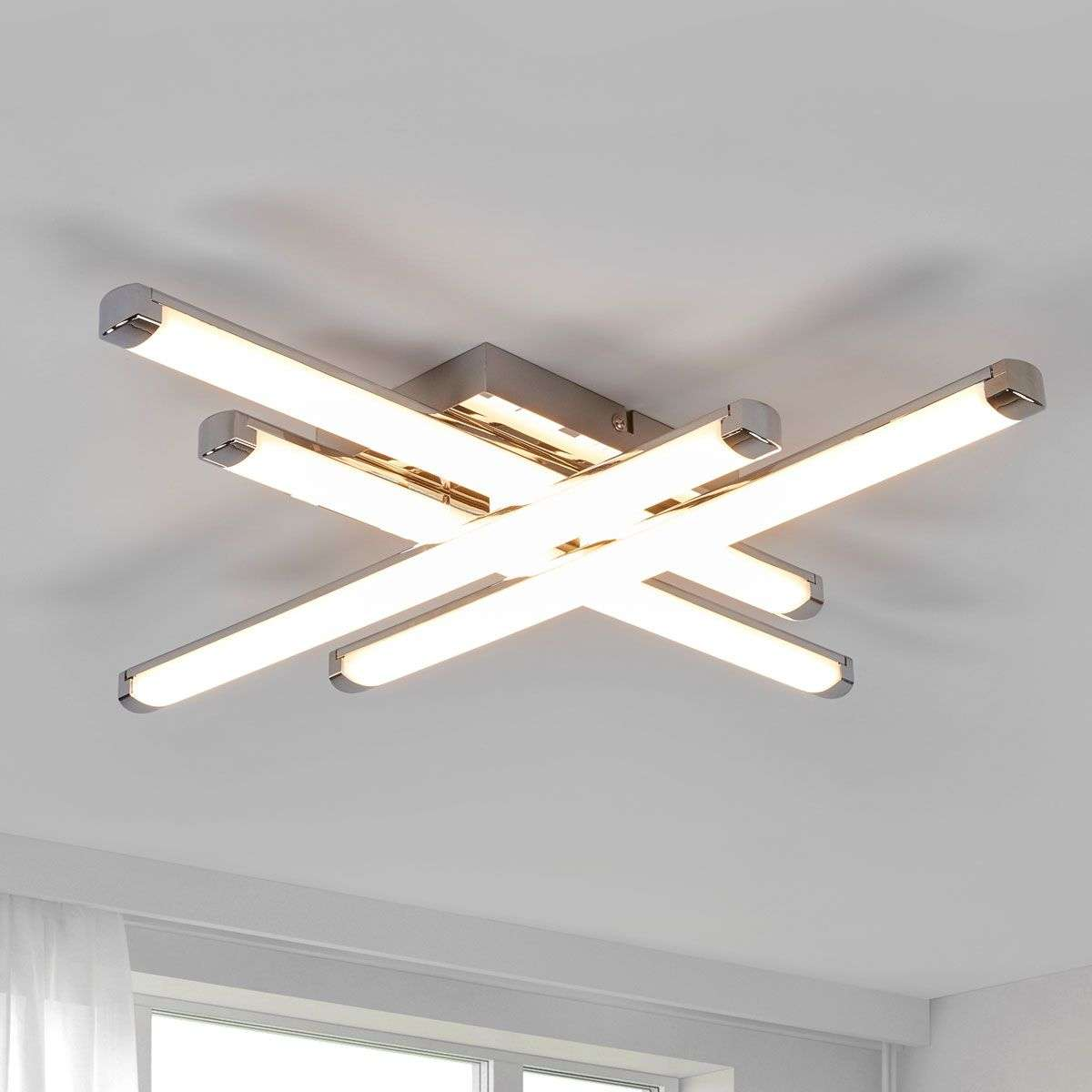 Modern looking led ceiling light tilo lights ie