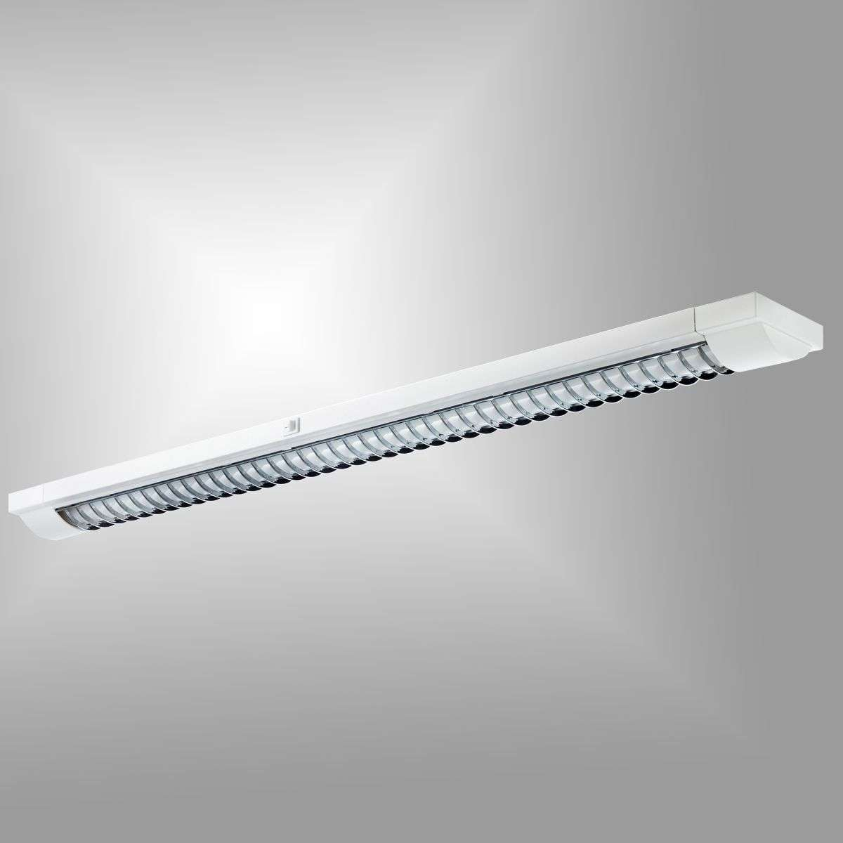 Modern louvre light Amao 1 x 36/58W, incl. EB-1003111X-31