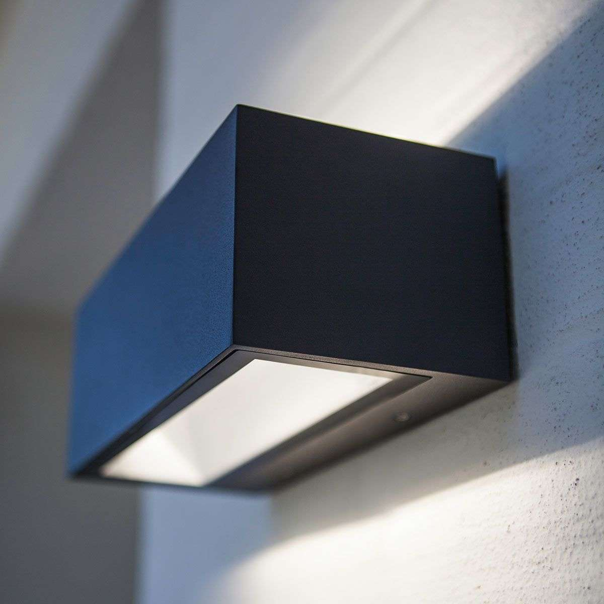 Elegant Modern Nomra IP54 LED Exterior Wall Light Nomra 3006208 31