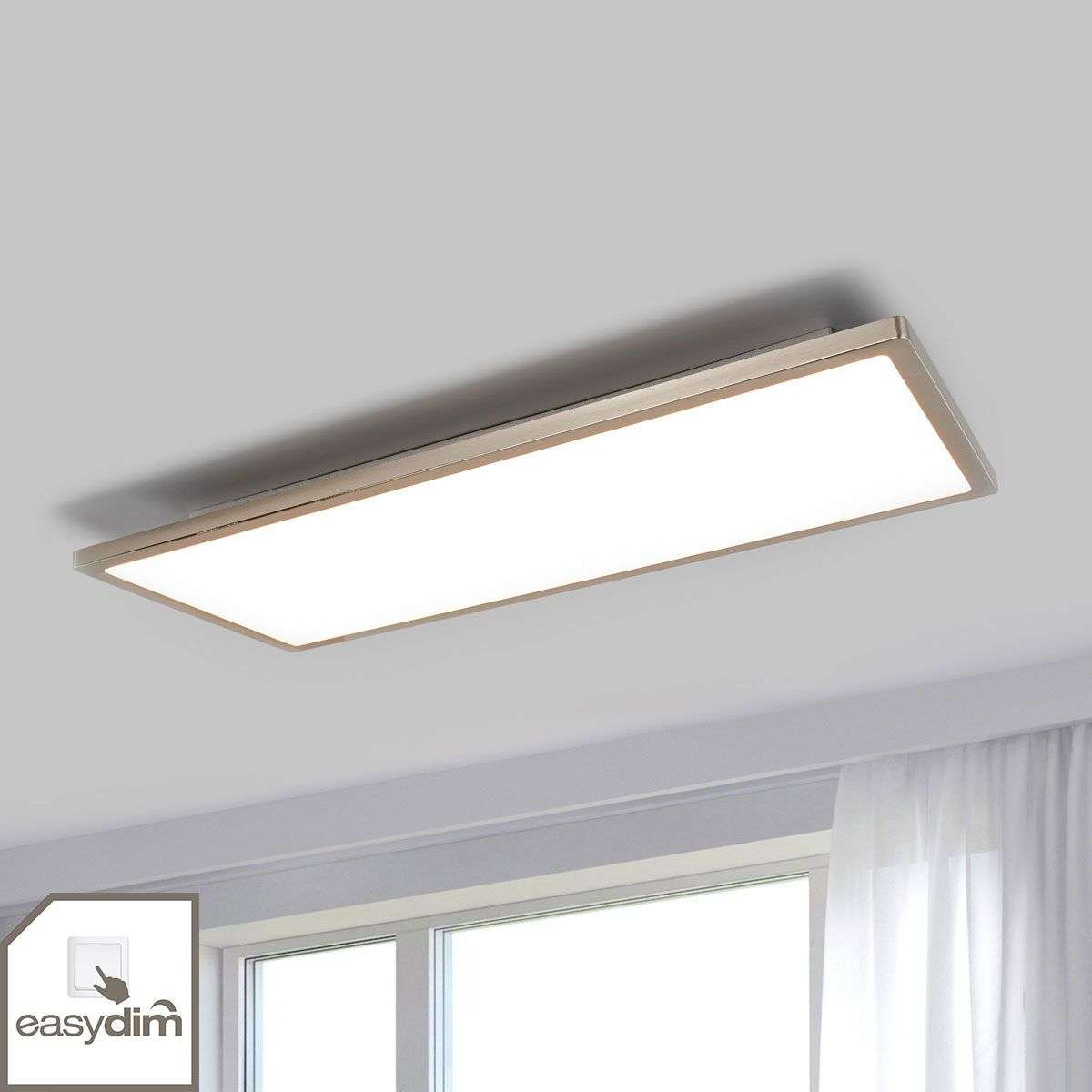 Oblong LED Ceiling Light Ceres With Easydim 1509148 32