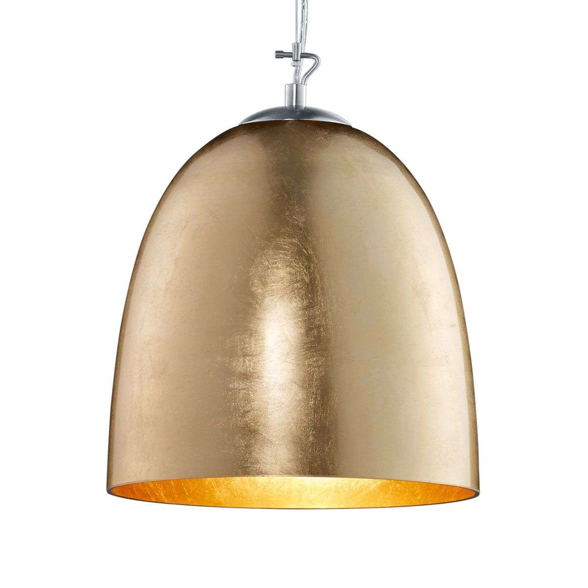 Ontario Gold Pendant Light Made Of Glass 9005115 31