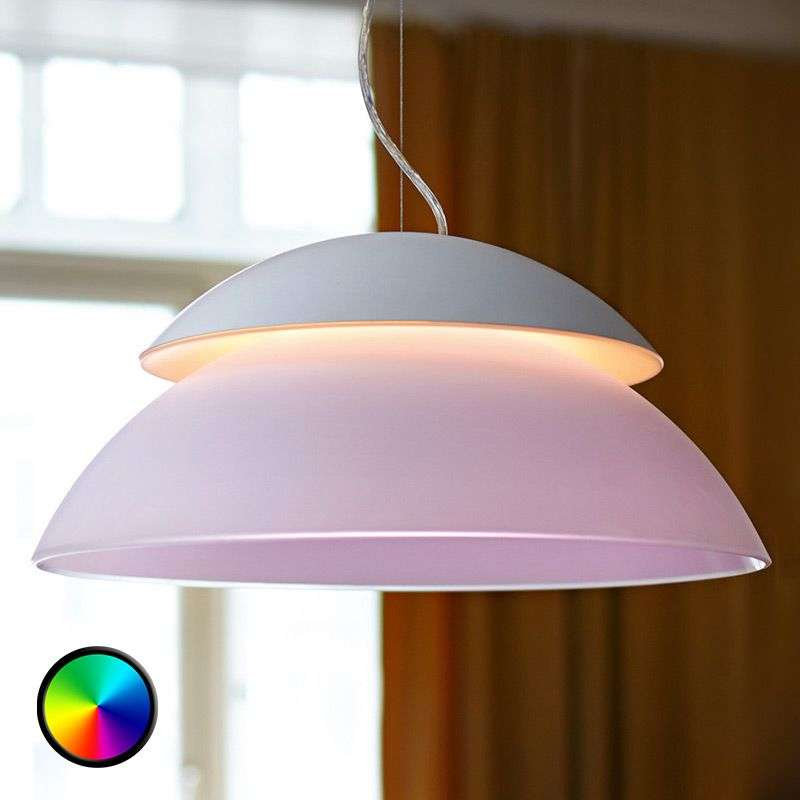 philips hue beyond pendant light lights ie