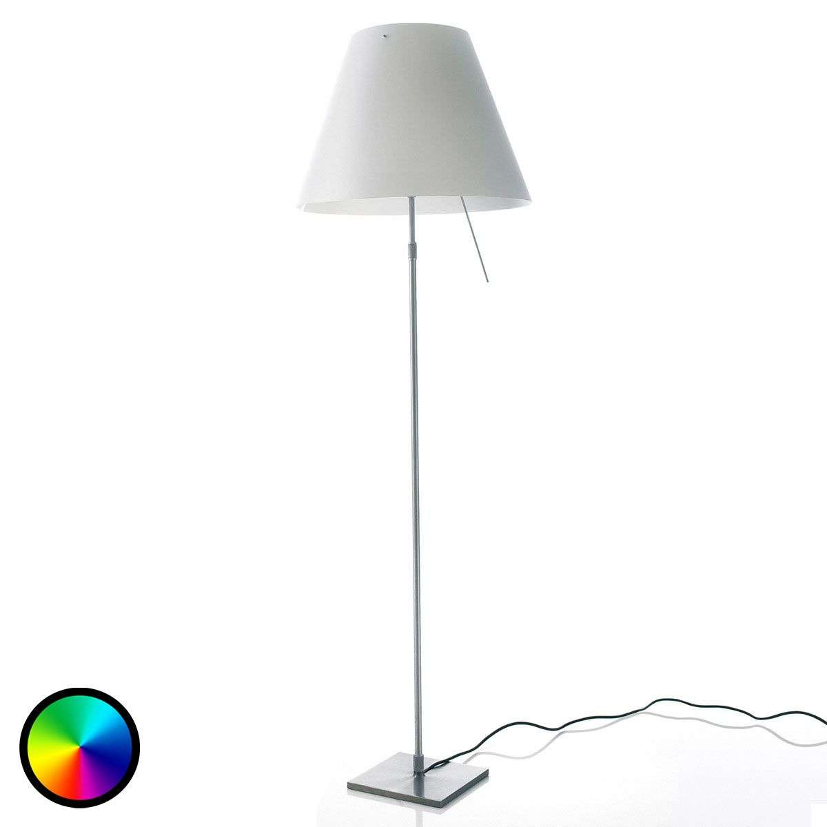 Philips hue led floor lamp constanza adjustable lights philips hue led floor lamp constanza adjustable 6030167 31 aloadofball Images