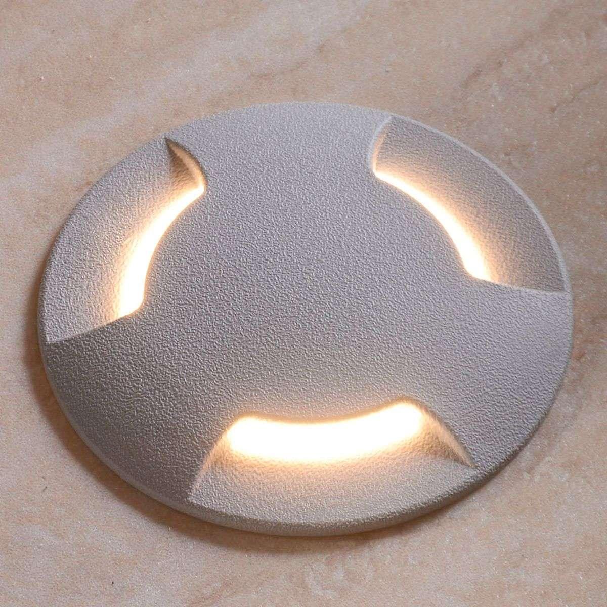 recessed floor lighting. Recessed Floor Light LED Ceci 120-3 L-3538037-31 Lighting I