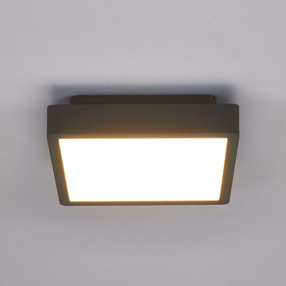 Rectangular Led Outdoor Ceiling Light Talea 9616049 31