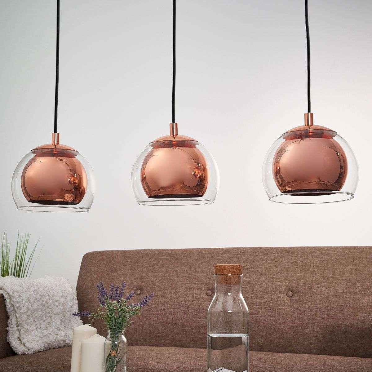 Rocamar a three bulb pendant light lights rocamar a three bulb pendant light mozeypictures Gallery