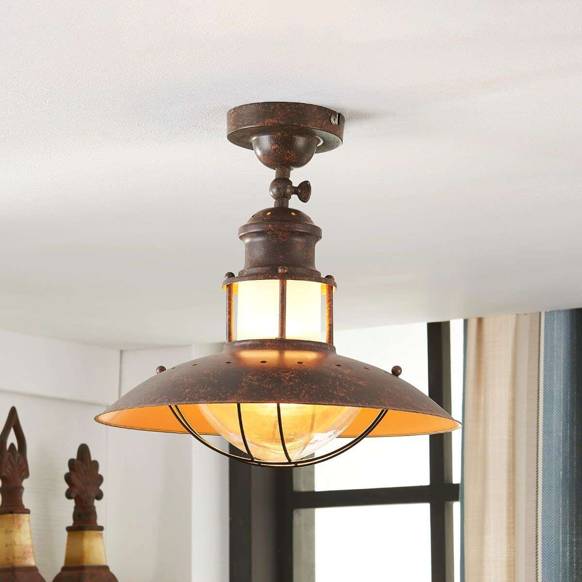 rustic ceiling lights. Rustic Ceiling Light Louisanne Lights Lights.ie