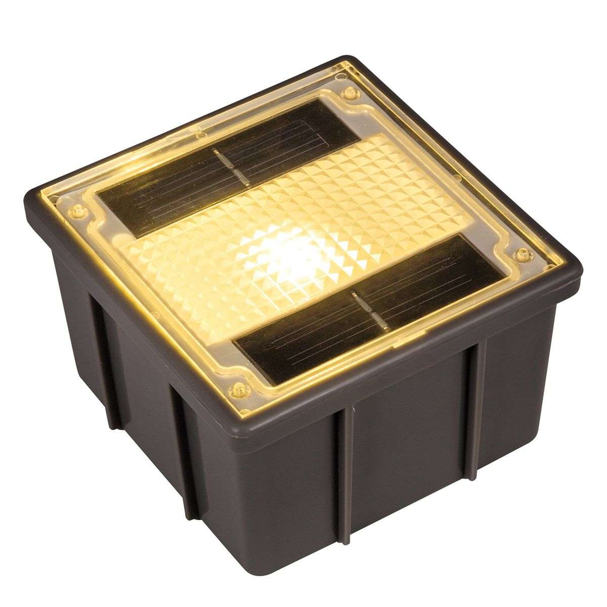 Solar recessed floor light paving stone with led lights solar recessed floor light paving stone with led 9506113 31 mozeypictures Images
