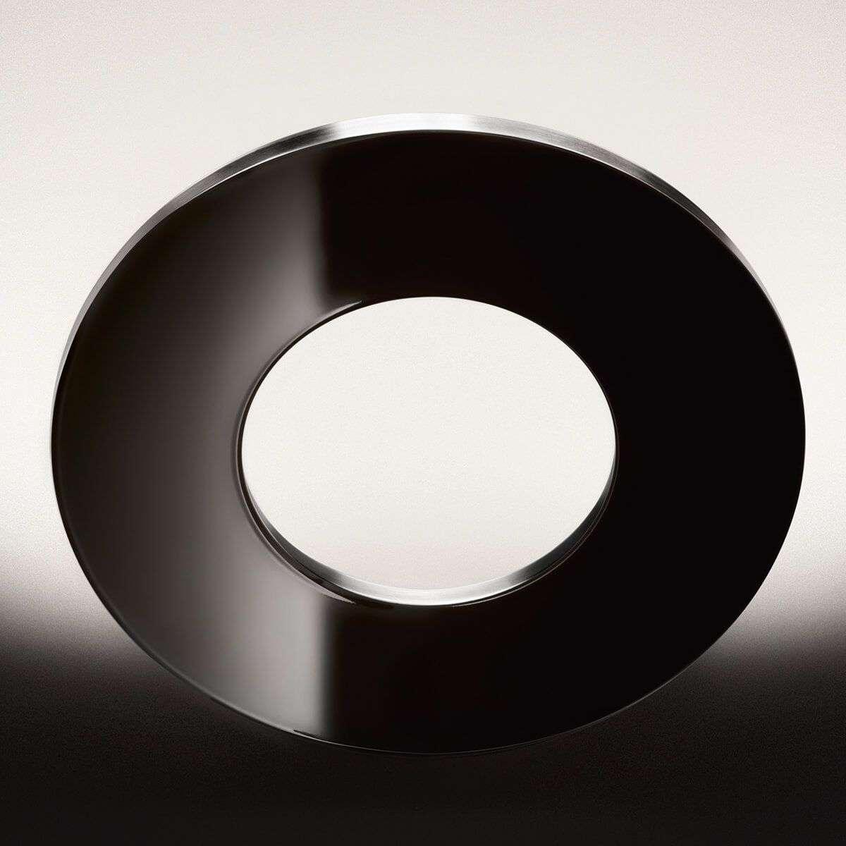 Stylish Led Wall Light Passepartout In Black Lights Ie