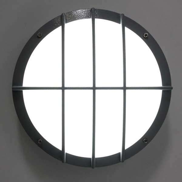 SUN 8 LED die-cast aluminium wall light-1018204X-31