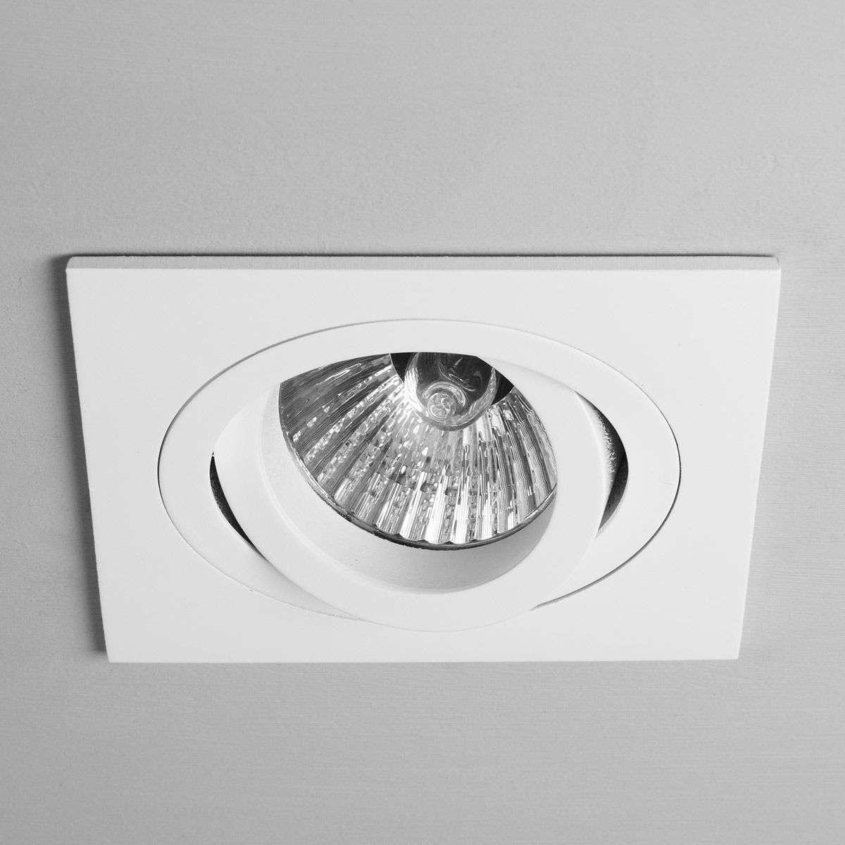 Taro Built-In Ceiling Spotlight Tiltable White-1020362-32