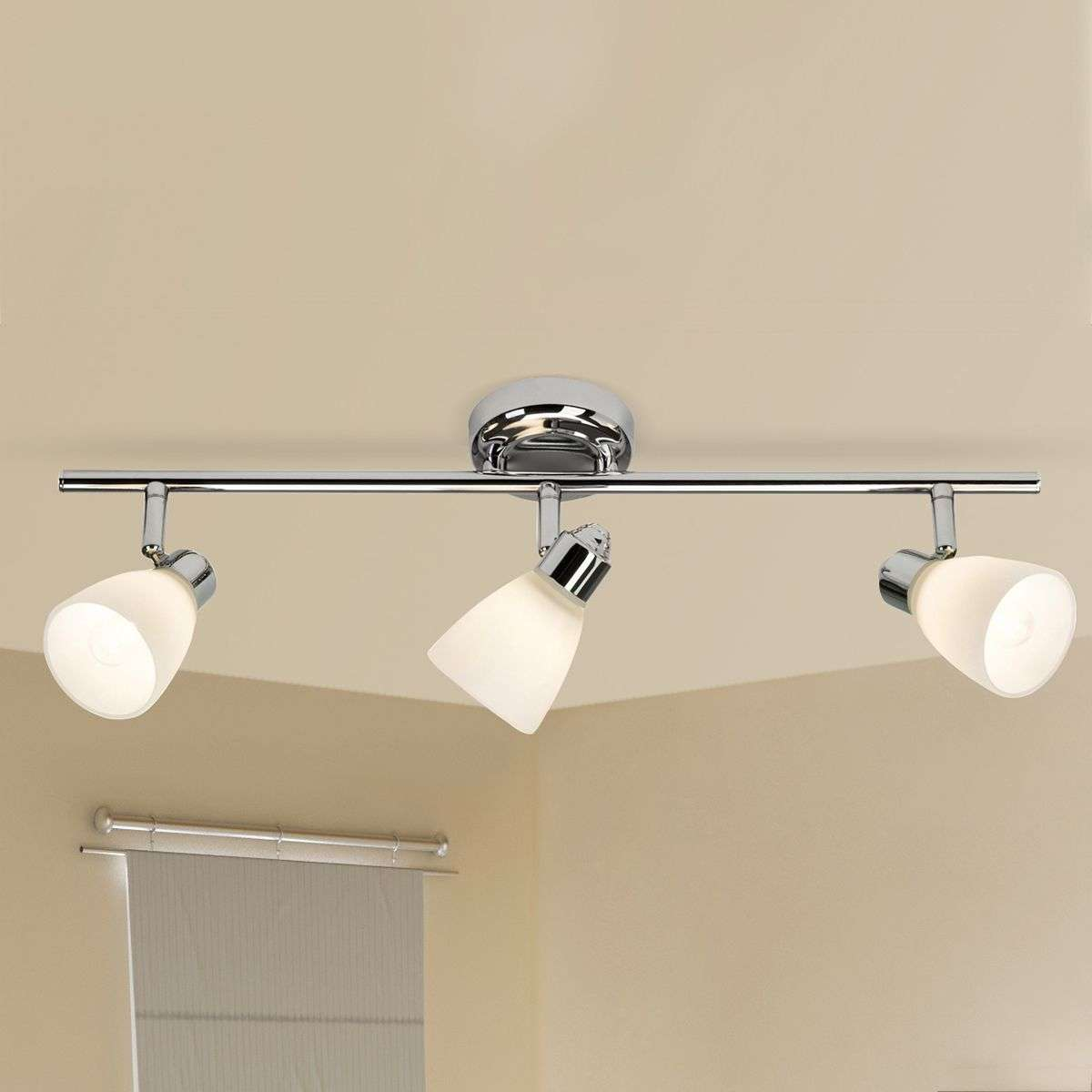 Three Bulb Ceiling Lamp Kensington With Ip44 1509161 31