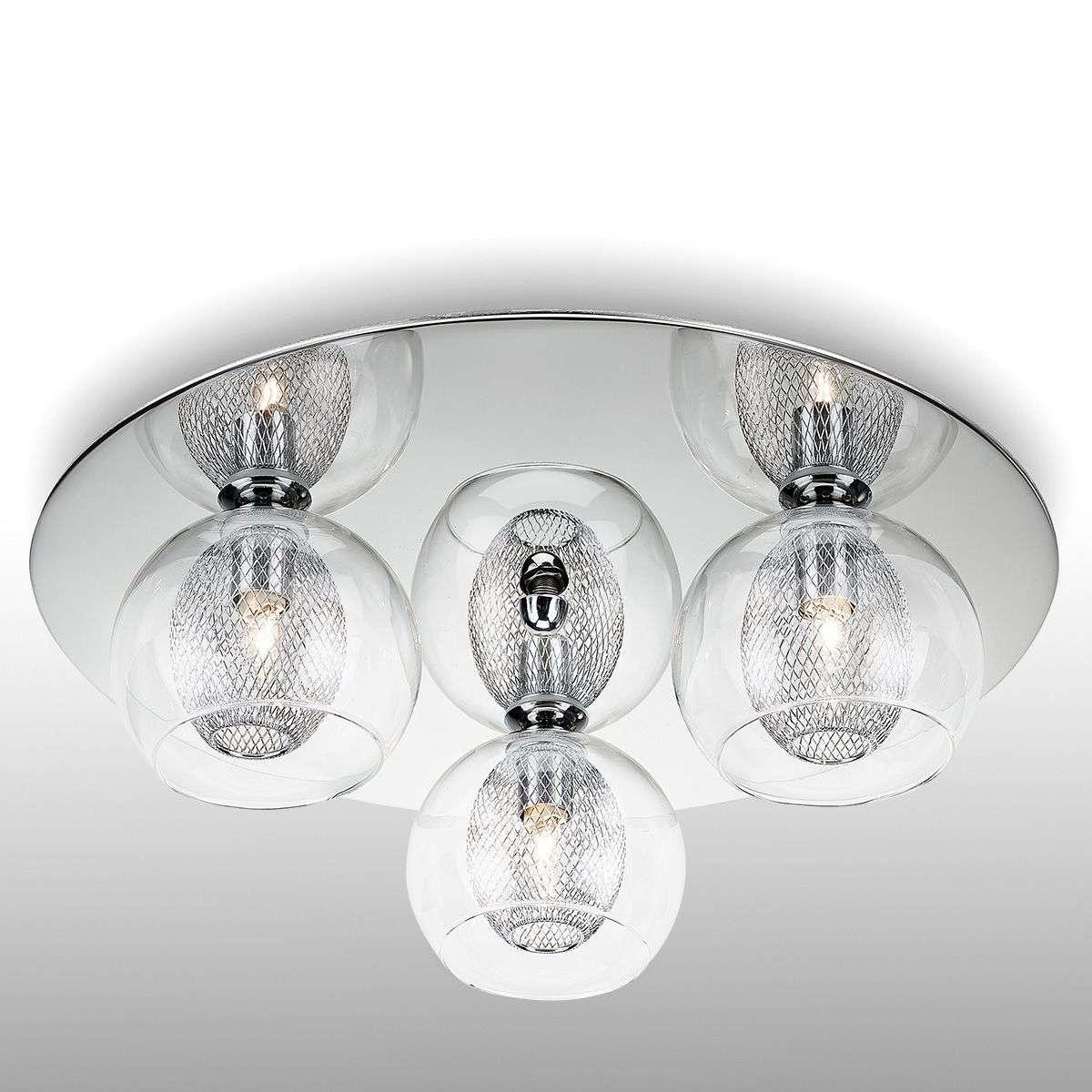 Three Bulb Coda Ceiling Light 7531694 31