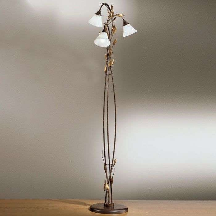 Three bulb floor lamp campana lights three bulb floor lamp campana 5505123 31 aloadofball Image collections