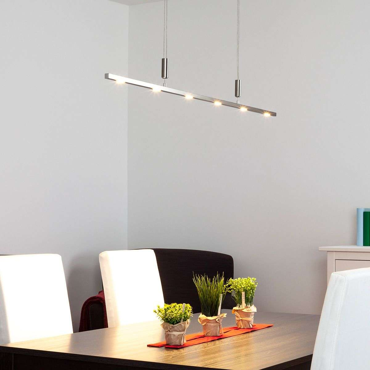 pendant lighting height. Tolu Quality LED Pendant Lamp, Height-Adjustable-6722001-313 Lighting Height T