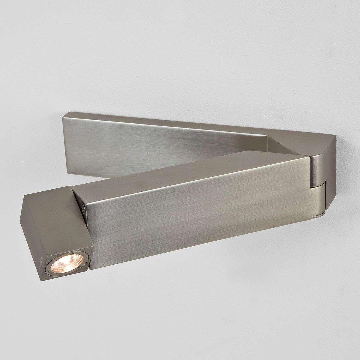 Tosca LED Wall Light Modern Nickel Matte-1020206-32