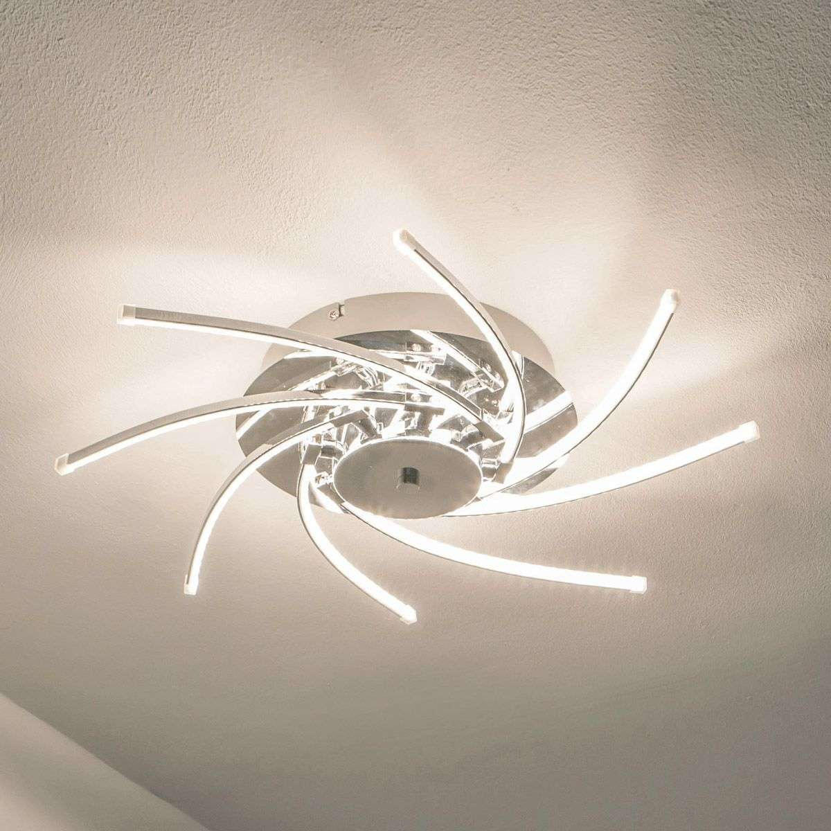 light circle from decor ceiling walther