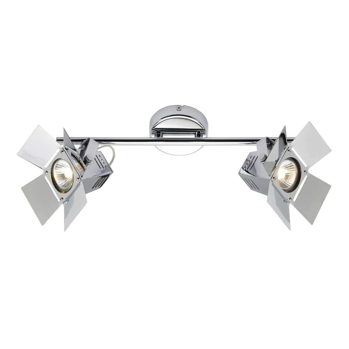 Two bulb spotlight ceiling light movie chrome lights two bulb spotlight ceiling light movie chrome 1507182 31 mozeypictures Gallery
