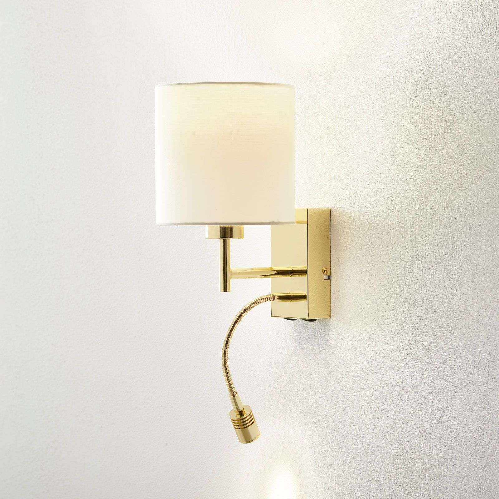 Wall lamp mainz with led flexible arm lights wall lamp mainz with led flexible arm 4580378 39 mozeypictures Image collections