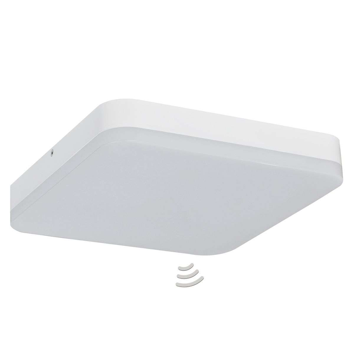 With sensor led ceiling lamp office square lights with sensor led ceiling lamp office square 8559227 32 mozeypictures Gallery
